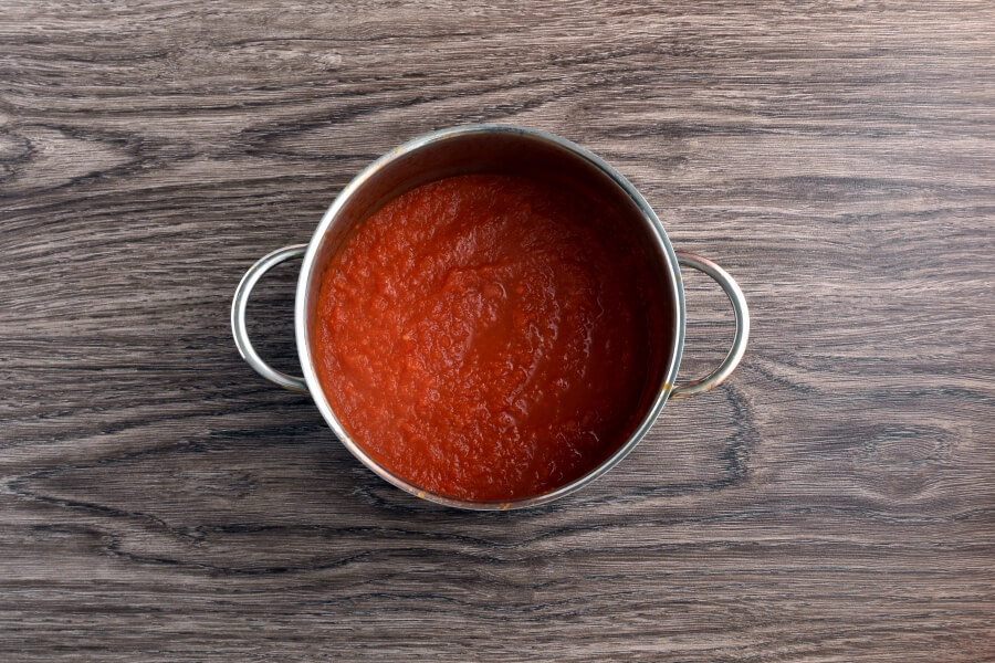 Mexican Chicken Meatball Soup (Sopa de Albondigas de Pollo) recipe - step 2