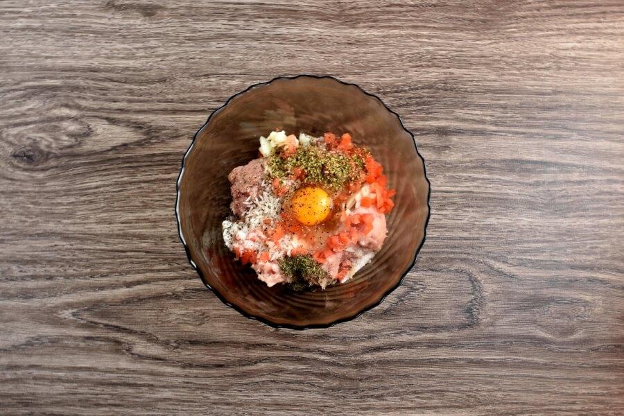 Mexican Chicken Meatball Soup (Sopa de Albondigas de Pollo) recipe - step 4