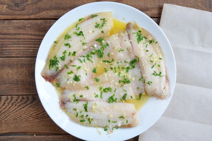 Easy Keto Microwave Tilapia recipe - step 5