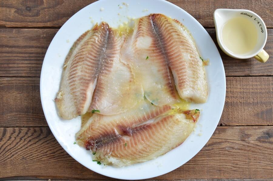 Easy Keto Microwave Tilapia recipe - step 9