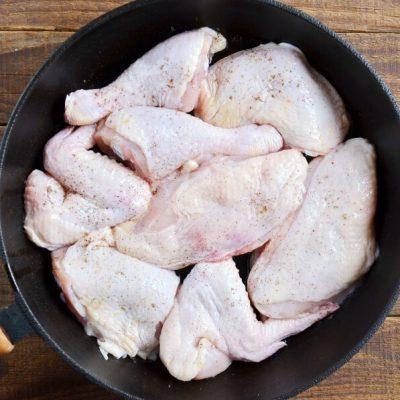 Mom's Chicken En Cocotte recipe - step 2