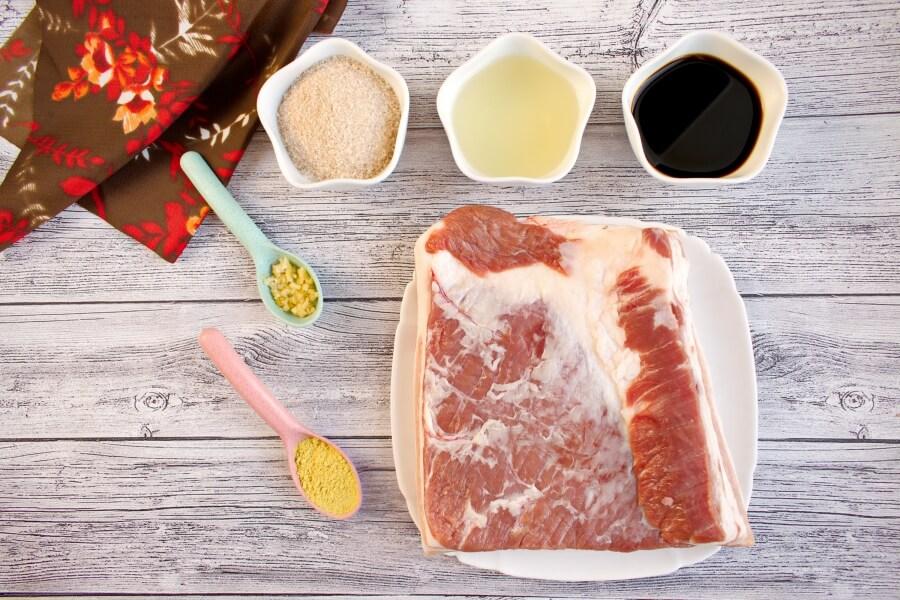 Okinawa Shoyu Pork Recipe-How to make Okinawa Shoyu Pork-Delicious Okinawa Shoyu Pork Recipe