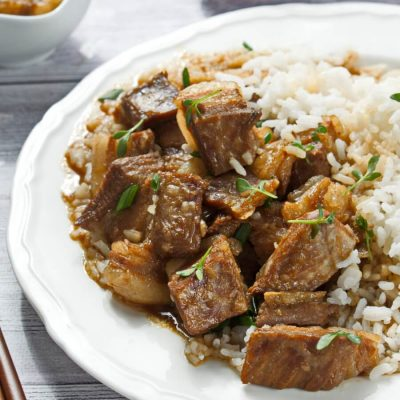 Okinawa Shoyu Pork Recipe-How to make Okinawa Shoyu Pork-Delicious Okinawa Shoyu Pork Recipe