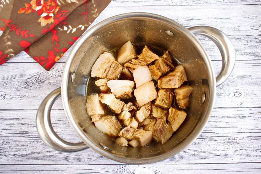 Okinawa Shoyu Pork recipe - step 8