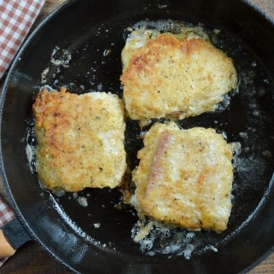 How to serve Pan Fried Halibut