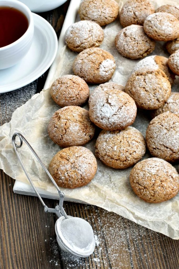 Christmas, spiced and sweet little balls of yumminess