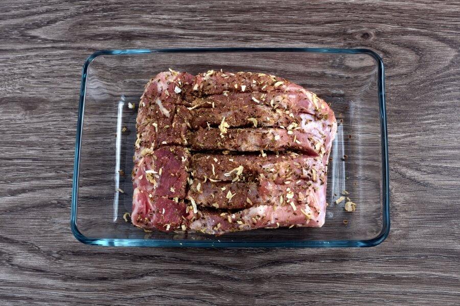 Easy Keto Porketta Roast recipe - step 3