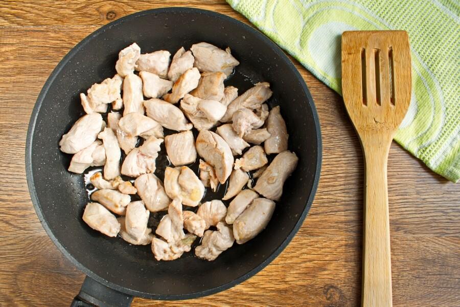 Quick Chick recipe - step 1