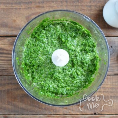 Quick and Easy Spinach Rice (Palak Rice) recipe - step 4