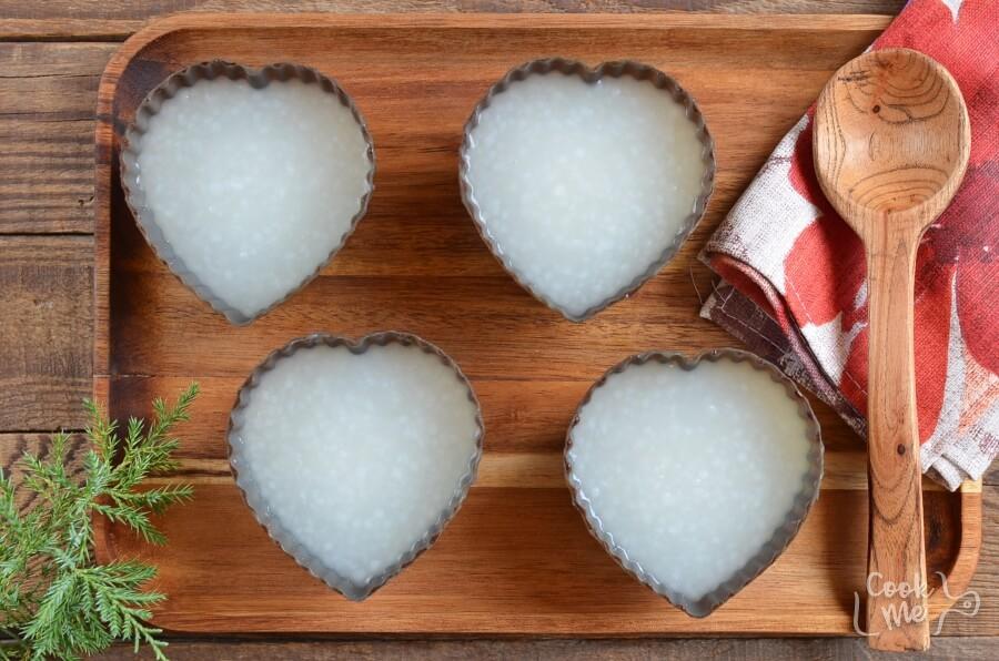 Sago Pudding (Gula Melaka) recipe - step 4