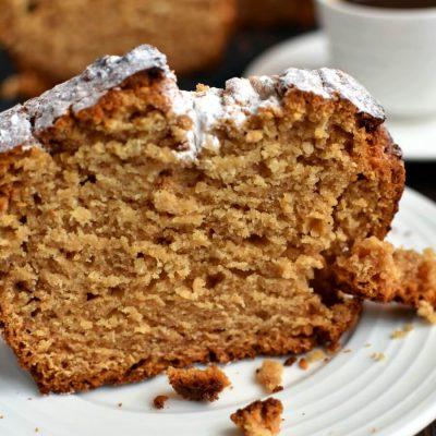 Sesame Coffee Cake-How To Make Sesame Coffee Cake-Deliciou Sesame Coffee Cake