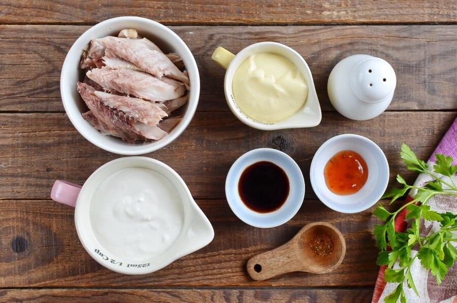 Smoked Fish Dip-Ashlei's Smoked Trout Dip-Smoked fish spread