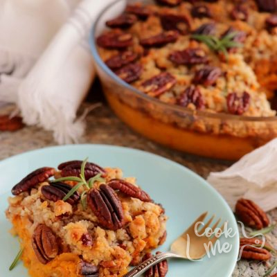 Sweet Potato Crunch Casserole Recipe-How to Make Sweet Potato Crunch Casserole-Delicious Sweet Potato Crunch Casserole