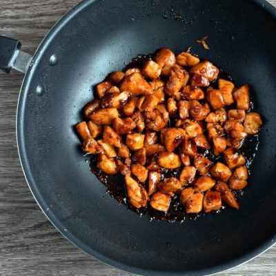 How to serve Sweet, Sticky and Spicy Chicken