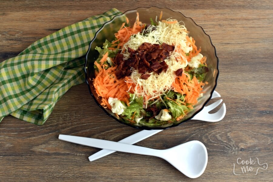 That Addicting Salad recipe - step 3