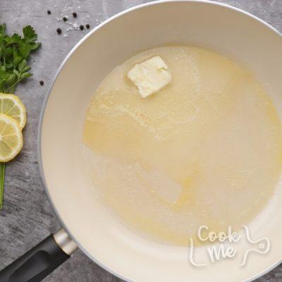 5 Ingredient Lemon Chicken with Asparagus recipe - step 4