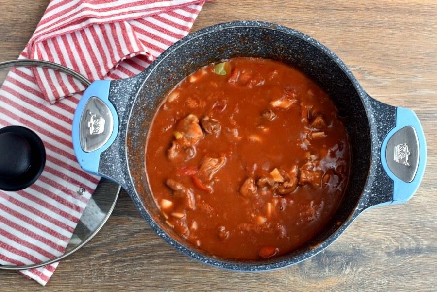 Alita's Tomato Beef Stew recipe - step 5