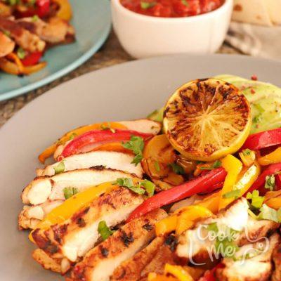 Best Chicken Fajitas Recipe-Flavorful Chicken Fajitas-How to Make Chicken Fajitas