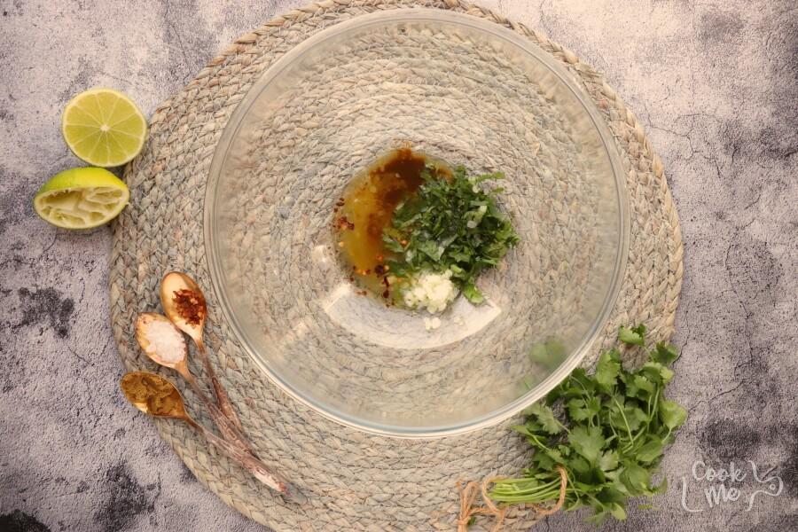 Best Chicken Fajitas recipe - step 1