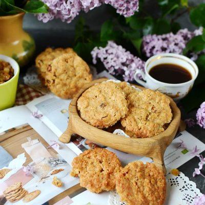 Beth's Spicy Oatmeal Raisin Cookies Recipe-How To Make Beth's Spicy Oatmeal Raisin Cookies-Delicious Beth's Spicy Oatmeal Raisin Cookies