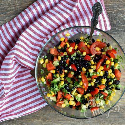 Gluten Free Black Bean and Corn Salad recipe - step 2