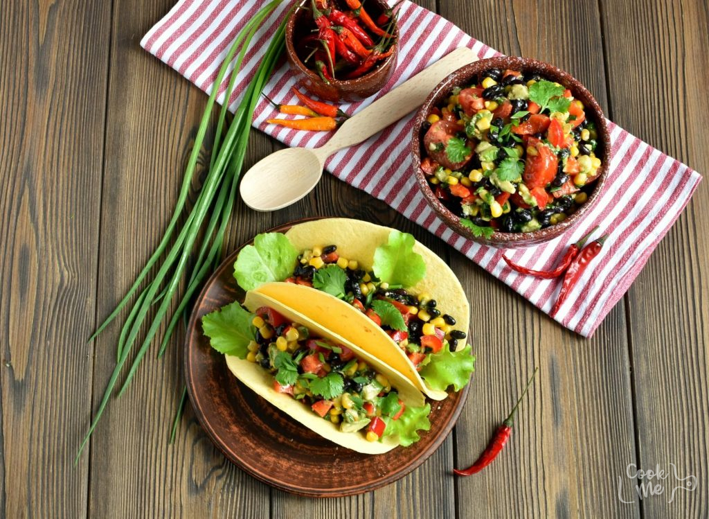 How to serve Gluten Free Black Bean and Corn Salad