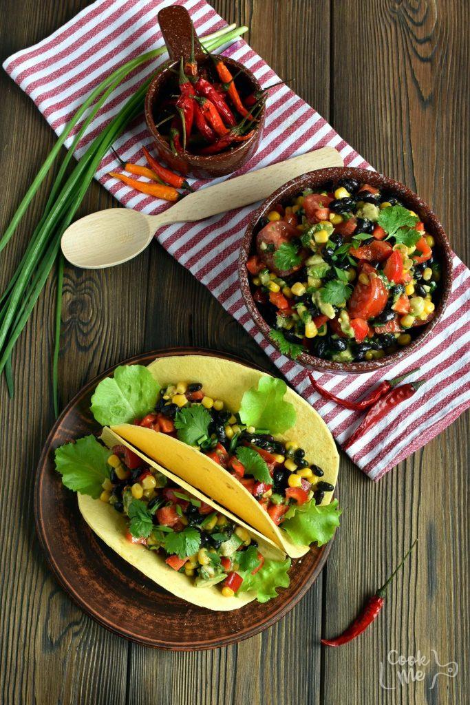 Gluten Free Black Bean and Corn Salad