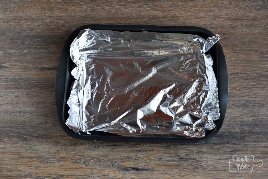 Low Carb Broiled Sesame Cod recipe - step 1