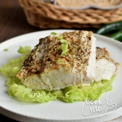 Broiled Sesame Cod Recipe-How To Make Broiled Sesame Cod Recipe-Easy Potato Chip Chicken