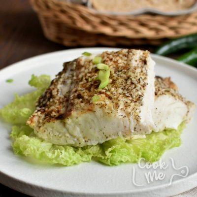 Broiled Sesame Cod Recipe-How To Make Broiled Sesame Cod Recipe-Easy Potato Chip Chicken