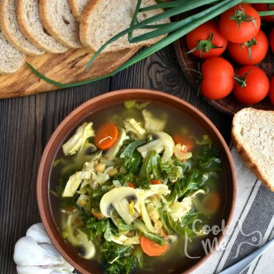 Chicken Detox Immune-Boosting Soup Recipe-Homemade Chicken Detox Immune-Boosting Soup-How To Make Chicken Detox Immune-Boosting Soup