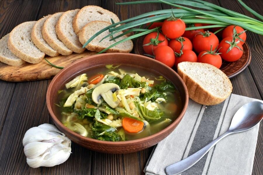 Chicken Detox Immune-Boosting Soup Recipe-Homemade Chicken Detox Immune-Boosting Soup-How To Make Chicken Detox Immune-Boosting Soup