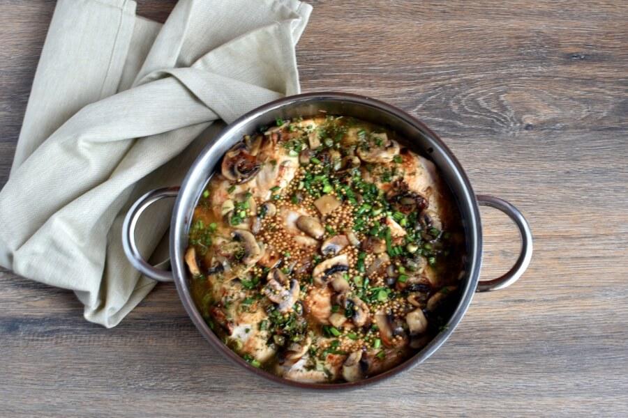 Chicken Diane Style recipe - step 6