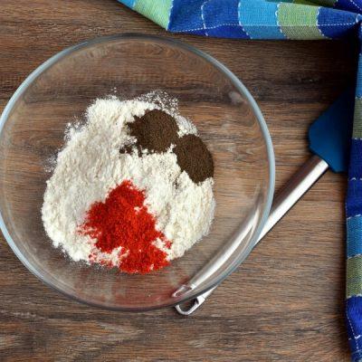 Chicken Etouffee recipe - step 2