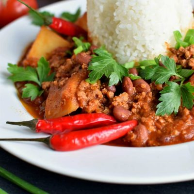 Chili III Recipe -Homemade Chili III-Delicious Chili III