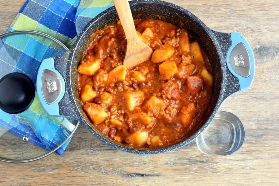 Chili recipe - step 5