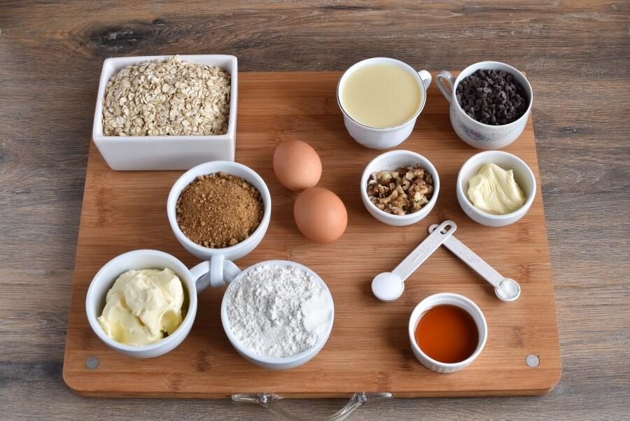 Chocolate Revel Bars Recipe-Homemade Chocolate Revel Bars-Delicious Chocolate Revel Bars