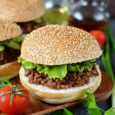 Classic Sloppy Joes Recipe-How To Make Classic Sloppy Joes-Delicious Classic Sloppy Joes