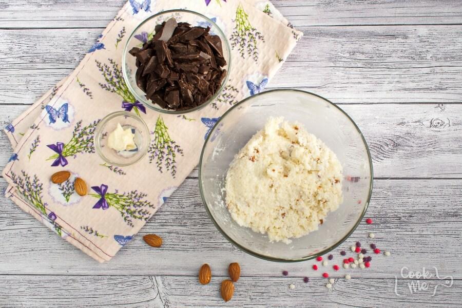 Coconut Bonbons recipe - step 1