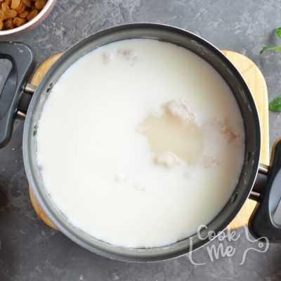 Creamy Rice Pudding recipe - step 2