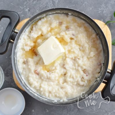 Creamy Rice Pudding recipe - step 4