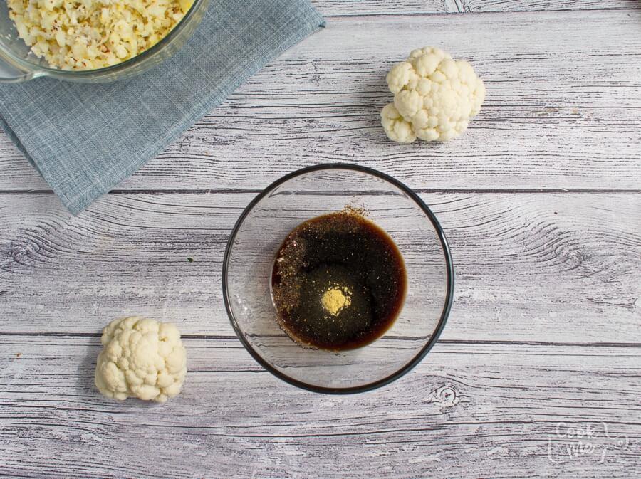 Easy Keto Korean Beef with Cauli Rice recipe - step 3