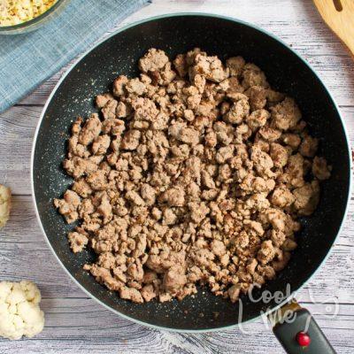 Easy Keto Korean Beef with Cauli Rice recipe - step 4