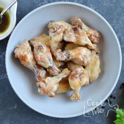 Easy Keto Lemon Pepper Chicken Wings recipe - step 3