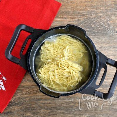 Garlic Ginger Chicken Ramen recipe - step 5