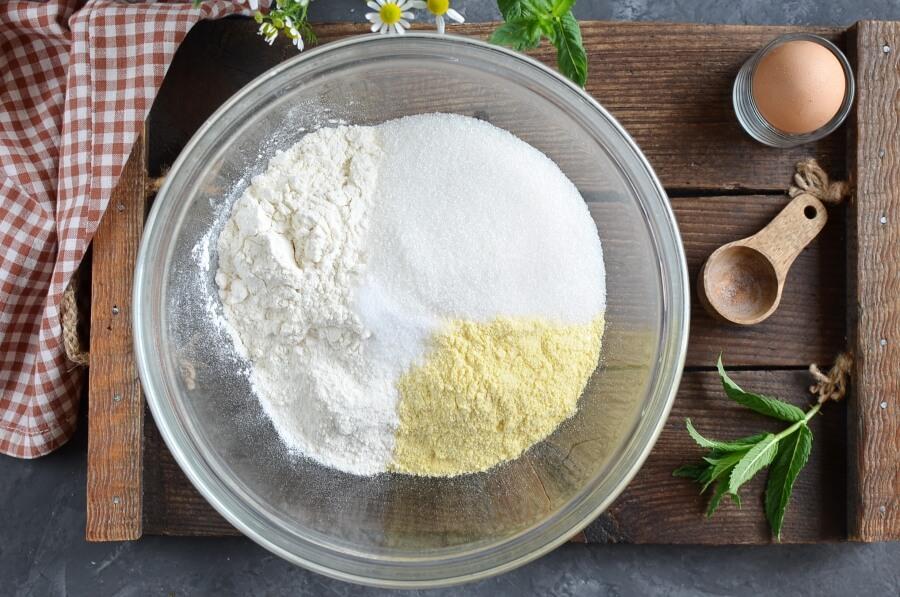 Golden Sweet Cornbread recipe - step 2