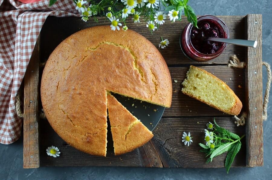 How to serve Golden Sweet Cornbread