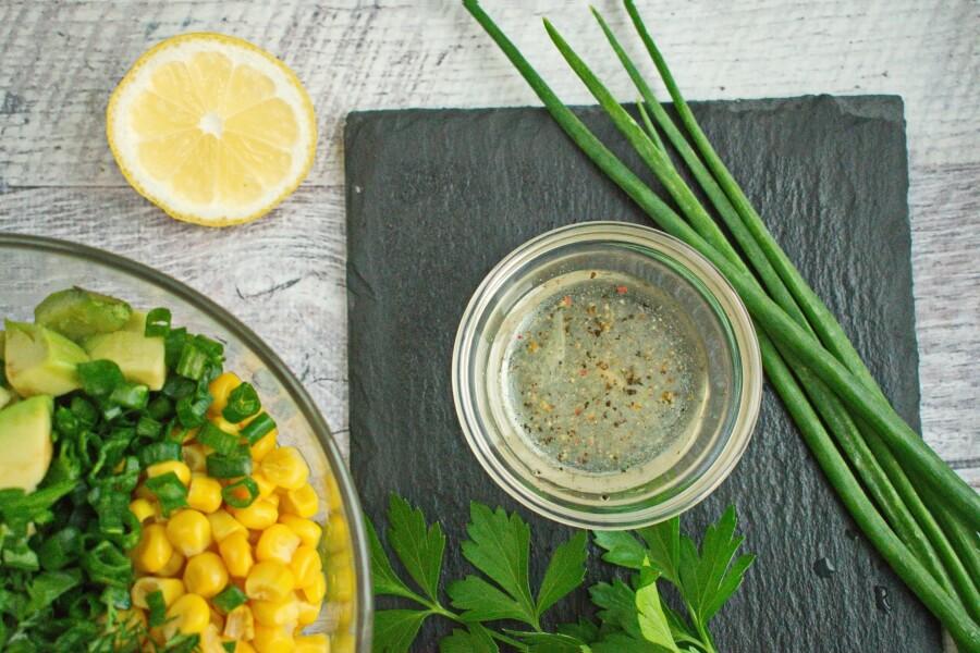 Healthy Avocado Chicken Salad recipe - step 2