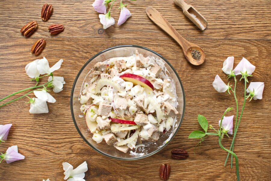 Healthy Chicken Salad recipe - step 2