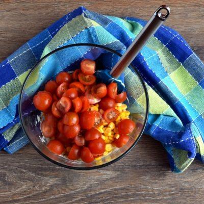 Healthy Corn Salad recipe - step 2